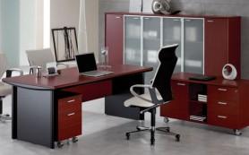 Мебель в кабинете руководителя компании