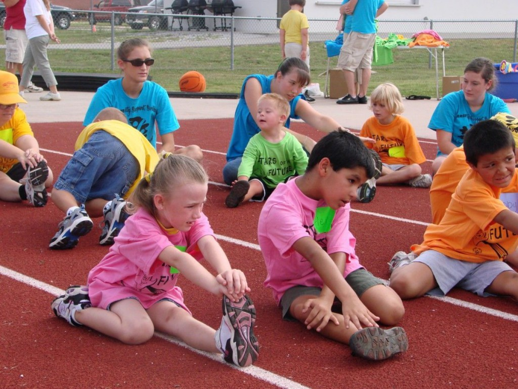 Слишком интенсивная физическая активность опасна для детей