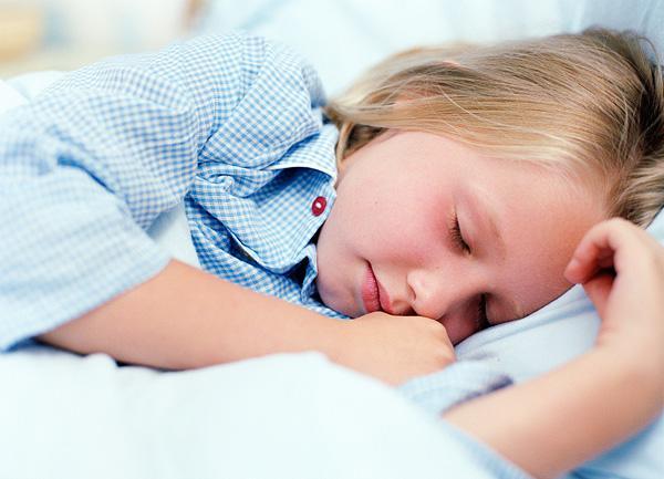 Недостаток сна влияет на поведение детей
