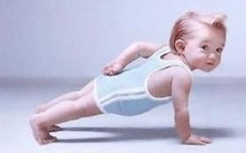 Упражнения для детей до года