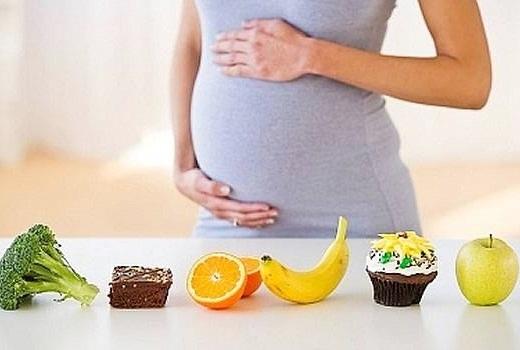 Как влияет питание беременной на ребенка 85