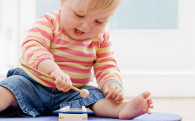 Главным показателем развития ребенка является речь, а на взгляд