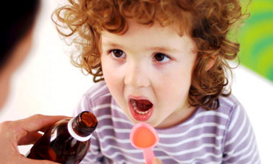 Ошибки родителей в дозировке детских лекарств