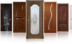 Межкомнатные двери: подбираем цвет