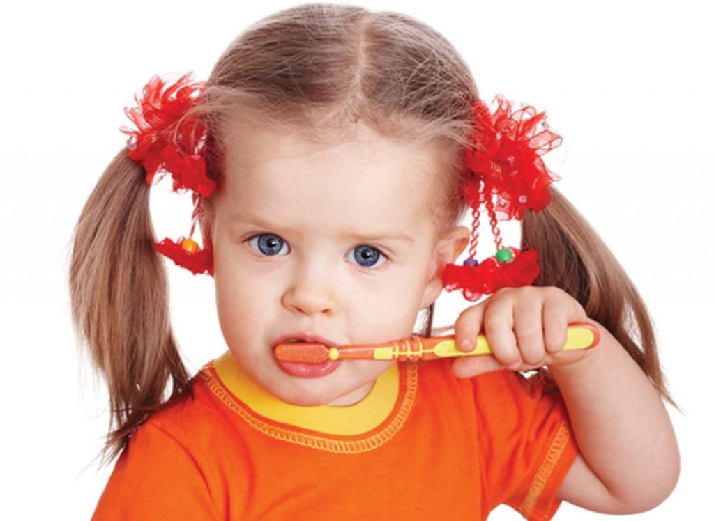 Фтор благоприятно сказывается на здоровье зубов детей