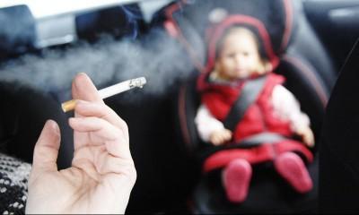 Ученые: пассивное курение делает детей агрессивными