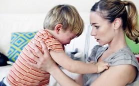 Истерики у ребенка: как справляться