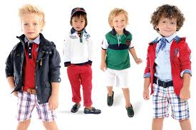 Детская одежда. Новый модный сезон для детей