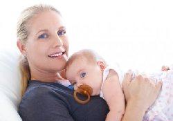Позднее материнство имеет не только отрицательные, но и положительные стороны