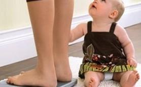 Лишний вес после родов: как похудеть