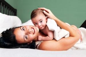 Питание матери определяет дату родов