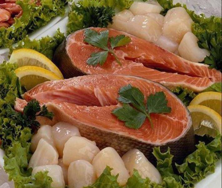 Жирная рыба поможет исправить поведение непослушных детей