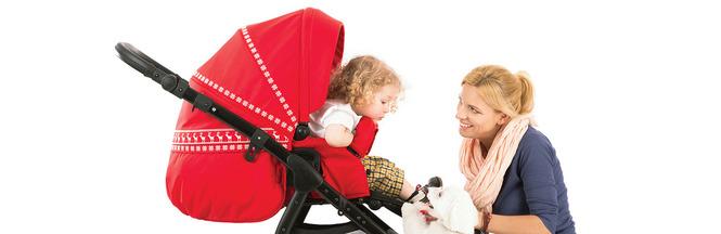 Noordi Arctic Sport 2 в 1 – комфорт для малыша и удобство для мамы