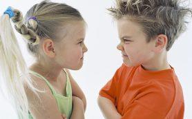 Разговоры делают детей менее агрессивными