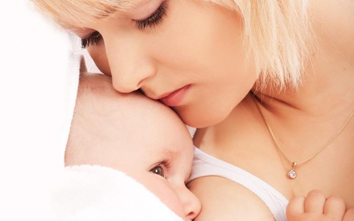 Питание матери формирует вкусы малыша