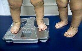 Ученые придумали как бороться с детским ожирением