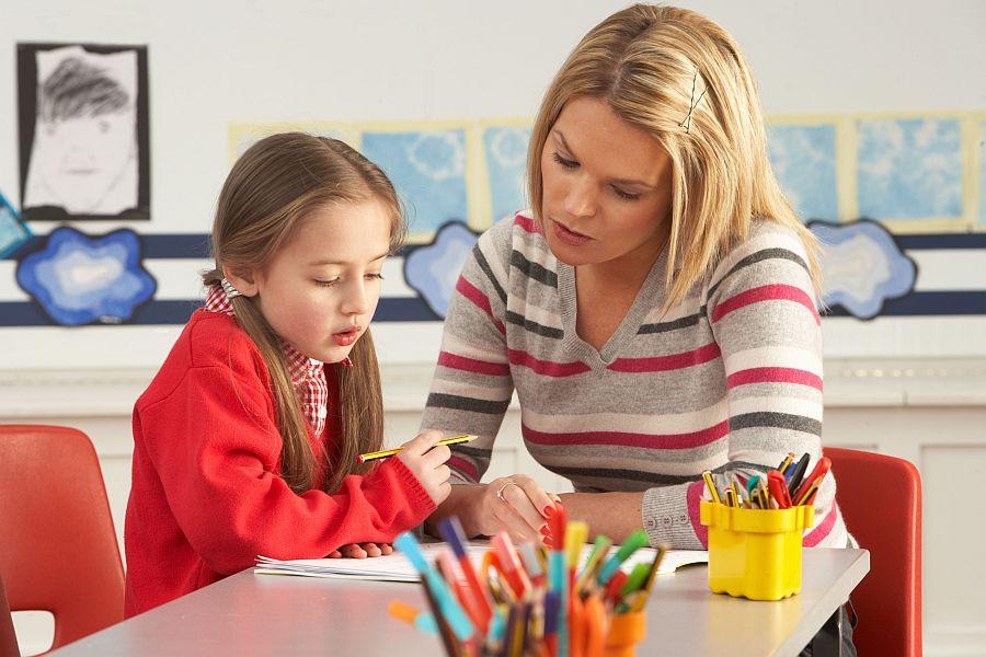 Проблемы с концентрацией внимания у детей связаны с родителями