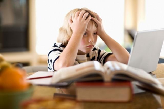 Ученые: стресс снижает способности детей логически мыслить