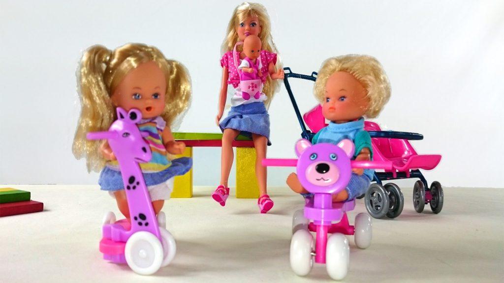 Куклы для девочки. Виды и рекомендации по выбору