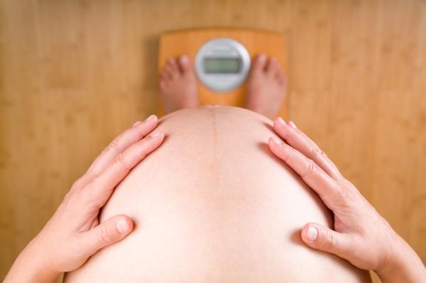 Ожирение во время беременности грозит больным потомством