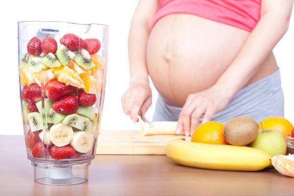Беременным полезна диета