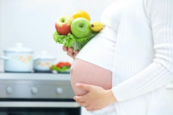 Беременные не должны питаться за двоих