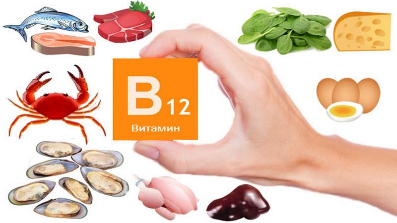 Витамин В12 предотвращает врожденные дефекты