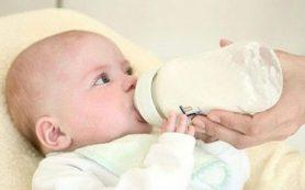 Длительное кормление из соски вредно для детей?