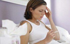 Беременность и высокая температура