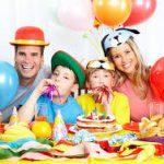 «Вкусные» идеи для дня рождения ребенка