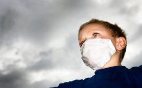 Дети болеют из-за загрязненного воздуха