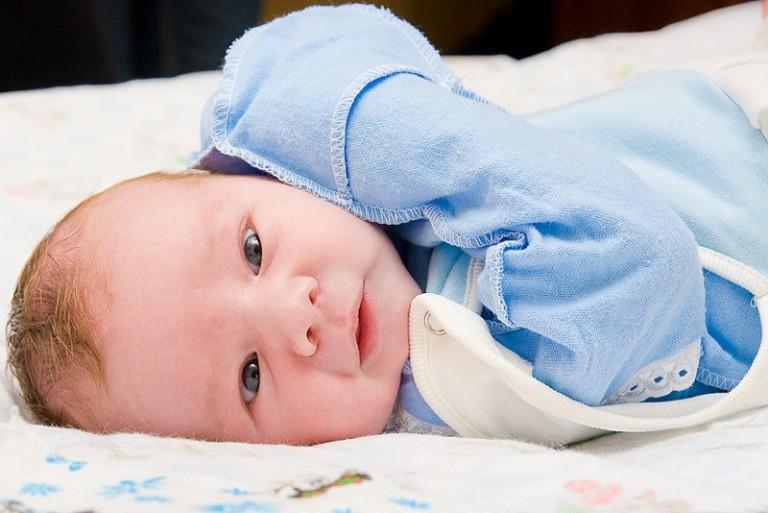 Осязание у новорожденных работает особенным образом