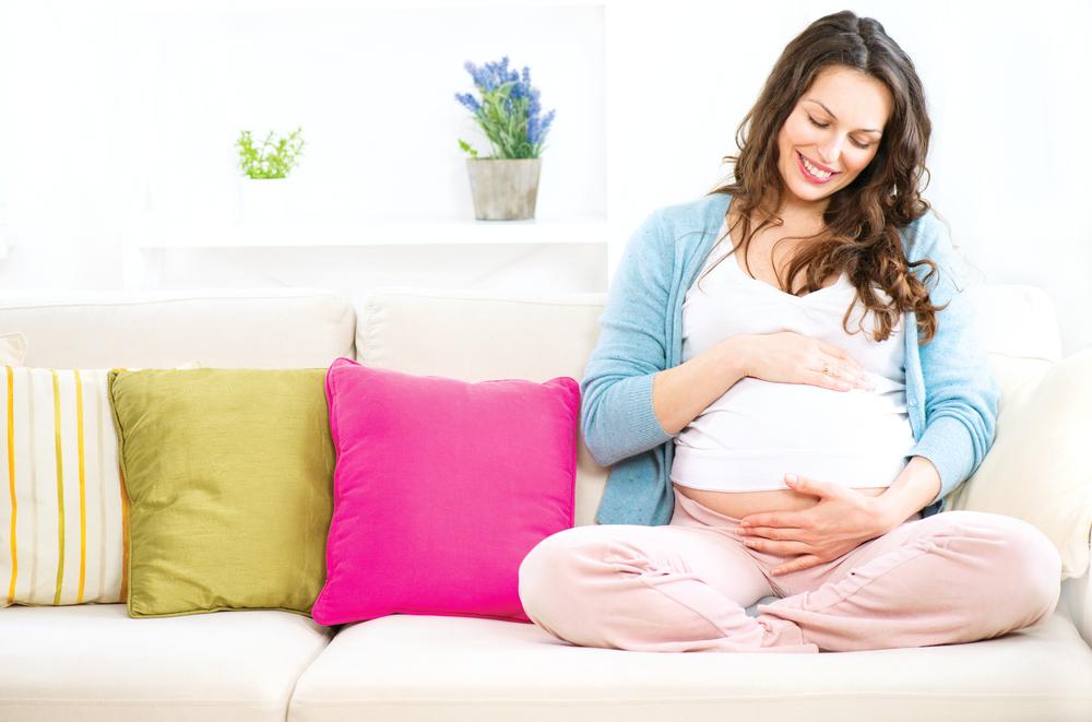 Как поддержать организм будущей мамы