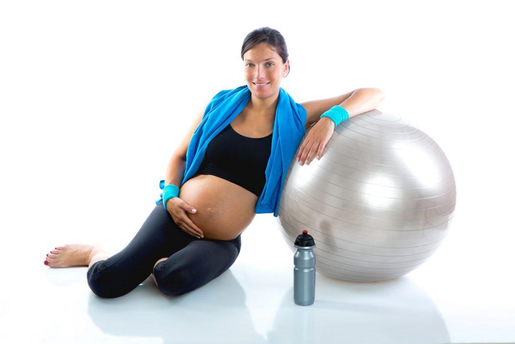 Фитнес для беременных: советы