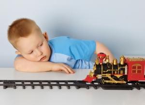 Уже к трем годам дети имеют стратегическое мышление