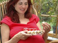 Неправильное питание во время беременности может привести к синдрому гиперактивности у ребенка