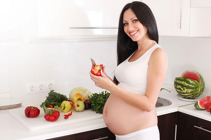 Правила питания для беременных