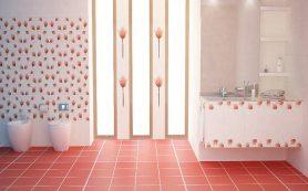 Базовые рекомендации выбора плиточных изделий для ванной комнаты