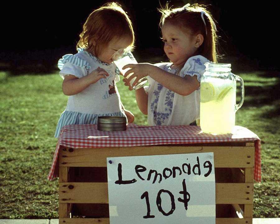 Опасен ли лимонад для детского здоровья