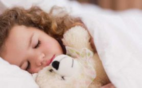 Почему для детей важен дневной сон