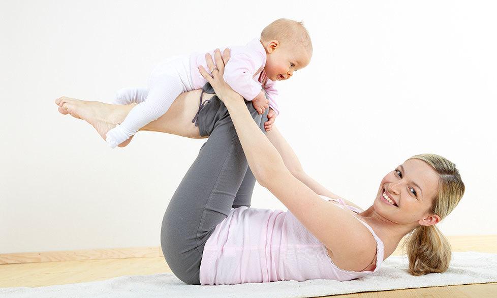 Три несложных правила для восстановления груди после родов