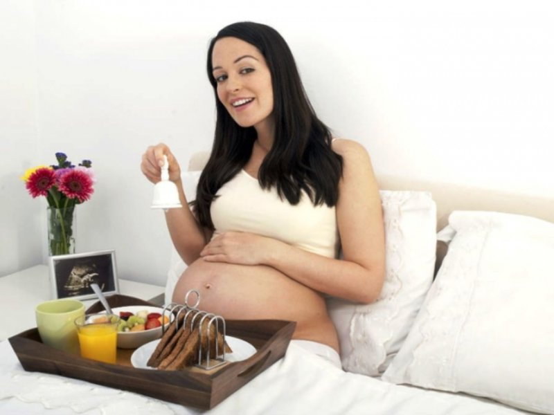 Какой завтрак полезен для беременных