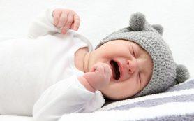 Колики у младенца: признак грядущих мигреней