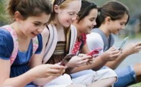 Детская зависимость от смартфонов