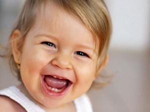 Смех необходим для развития ребенка