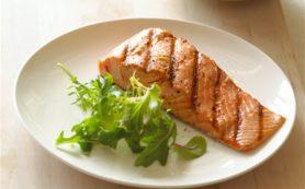 Рыбная диета помогает родить умного ребенка