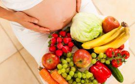 Режим питания во время беременности