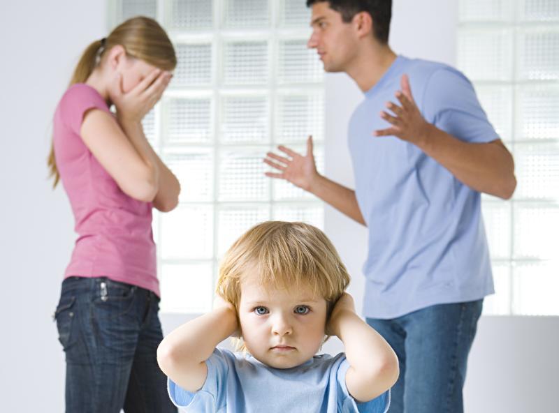 Ссоры между супругами могут оказать влияние на развитие мозга их детей