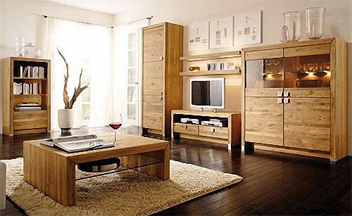 Мебель из массива. Натуральность, надежность, эстетичность и престижность