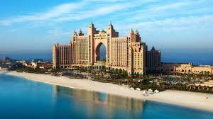 Где находится Дубай или где провести отпуск?